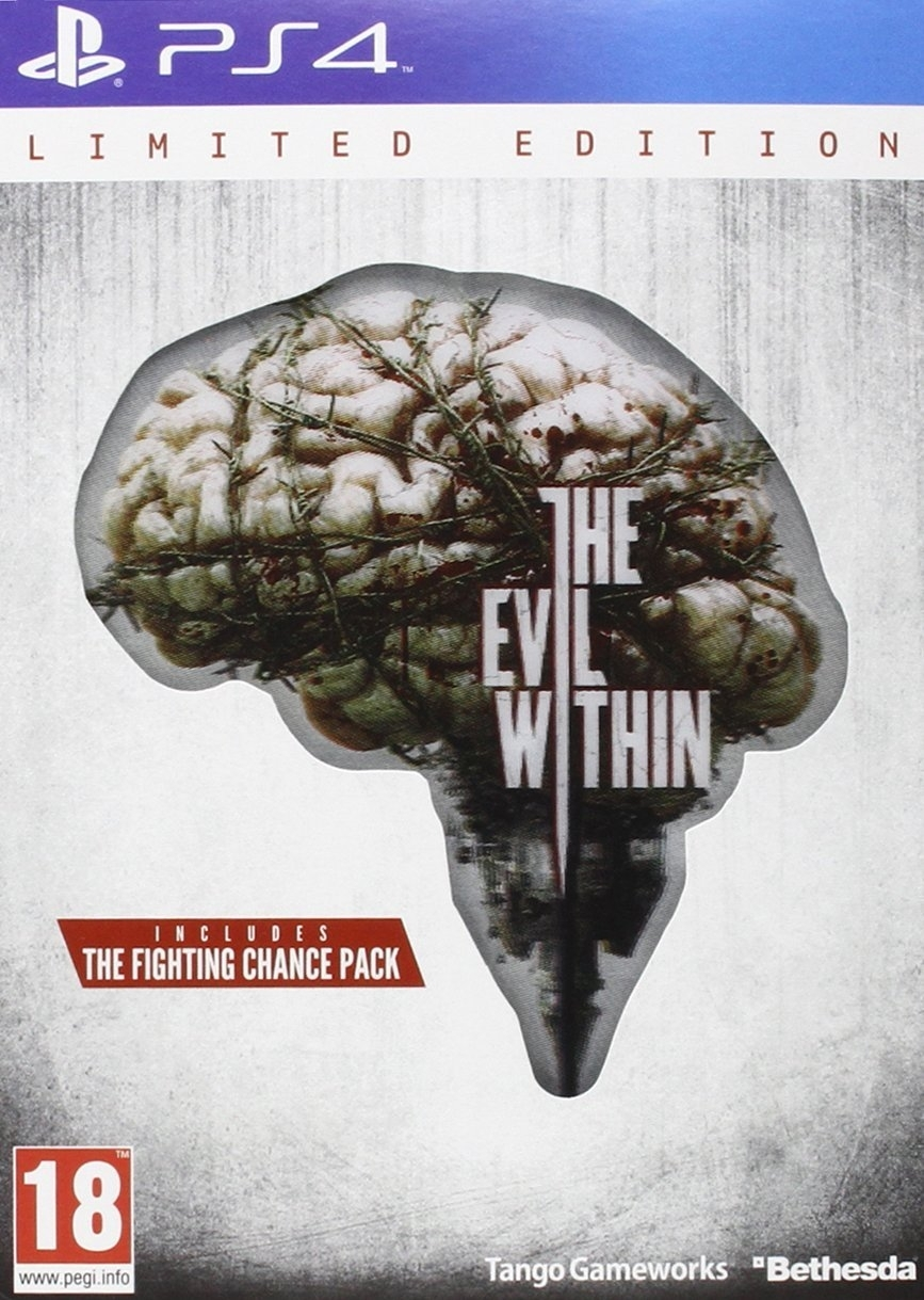 The Evil Within Limited Edition (PS4)